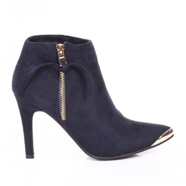Blue Suede Boots. Classic Blue Boots. High Heel Boots. Fashion Boots. Navy Blue High Heels. High Heel Shoes. Winter Boots.